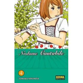 NODAME CANTABILE 04 - SEMINUEVO