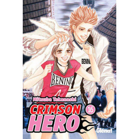 CRIMSON HERO 16 (SEMINUEVO)