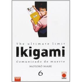 IKIGAMI 06 (SEMINUEVO)
