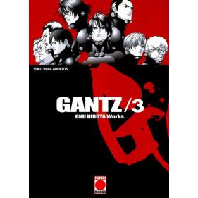 GANTZ 03 (SEMINUEVO)