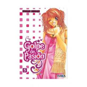 GOLPE DE PASION 05 (SEMINUEVO)