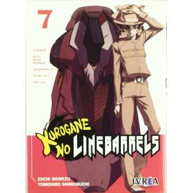 KUROGANE NO LINEBARRELS 07 (SEMINUEVO)