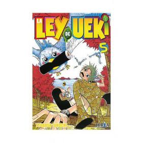 LA LEY DE UEKI 05 (SEMINUEVO)