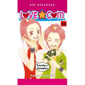 LOVE COM 14 (SEMINUEVO)