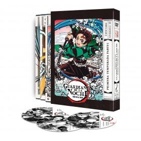 GUARDIANES DE LA NOCHE TEMPORADA 1 P1 DVD
