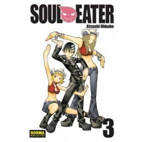 SOUL EATER 03