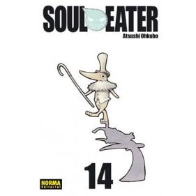 SOUL EATER 14