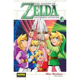 THE LEGEND OF ZELDA 09. FOUR SWORDS ADVENTURES 02