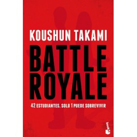 BATTLE ROYALE (NOVELA)