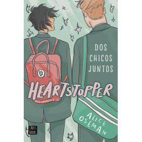HEARTSTOPPER 01 DOS CHICOS JUNTOS
