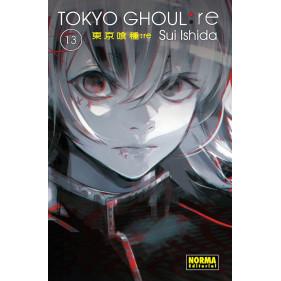 TOKYO GHOUL RE 13