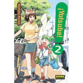 YOTSUBA 02