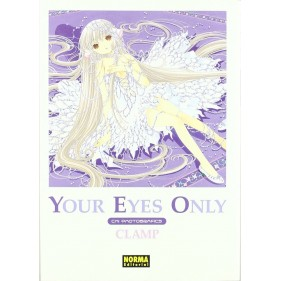 YOUR EYES ONLY CHI PHOTOGRAFICS CLAMP