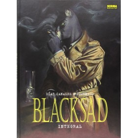 BLACKSAD ED.INTEGRAL VOL 1 A 5