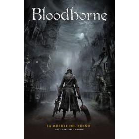 BLOODBORNE 01 LA MUERTE DEL SUEÑO
