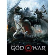 EL ARTE DE GOD OF WAR