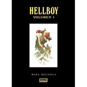HELLBOY EDICION INTEGRAL VOL 01