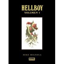 HELLBOY EDICION INTEGRAL VOL 01