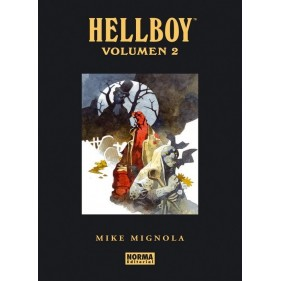 HELLBOY EDICION INTEGRAL VOL 02
