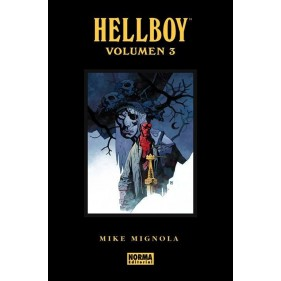 HELLBOY EDICION INTEGRAL VOL 03