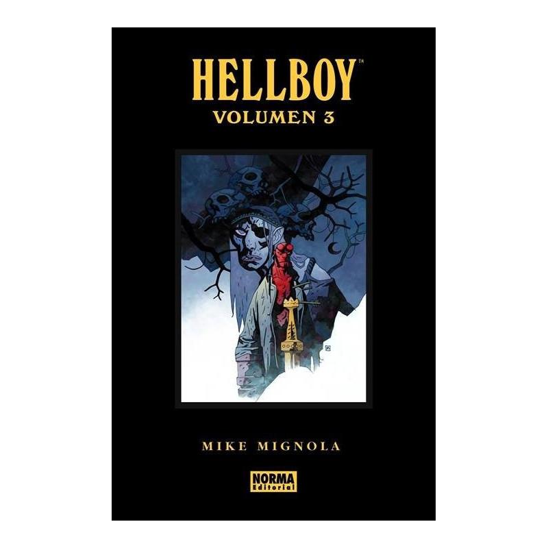 HELLBOY EDICION INTEGRAL VOL 03
