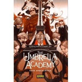 THE UMBRELLA ACADEMY 01 SUITE APOCALIPTICA