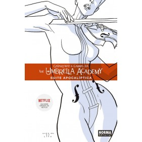 THE UMBRELLA ACADEMY 01 SUITE APOCALIPTICA RCA