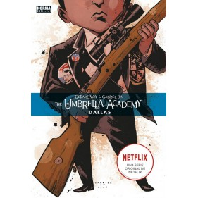 THE UMBRELLA ACADEMY 02 DALLAS EDICION CARTONE