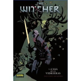 THE WITCHER 01. LA CASA DE LAS VIDRIERAS