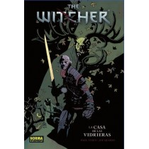 WITCHER 1 LA CASA DE LAS VIDRIERAS