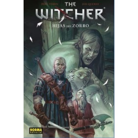 THE WITCHER 02. HIJAS DEL ZORRO