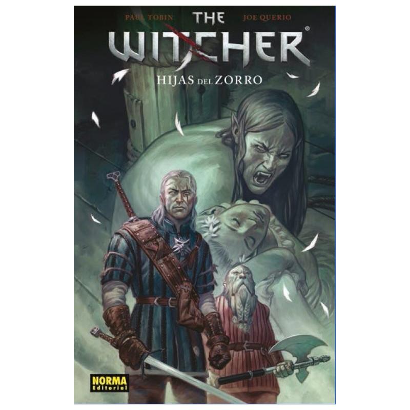 THE WITCHER 02. HIJAS DEL ZORRO