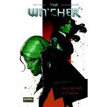 THE WITCHER 03: LA MALDICION DE LOS CUERVOS