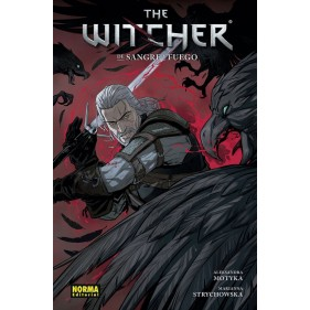 THE WITCHER 04 DE SANGRE Y FUEGO