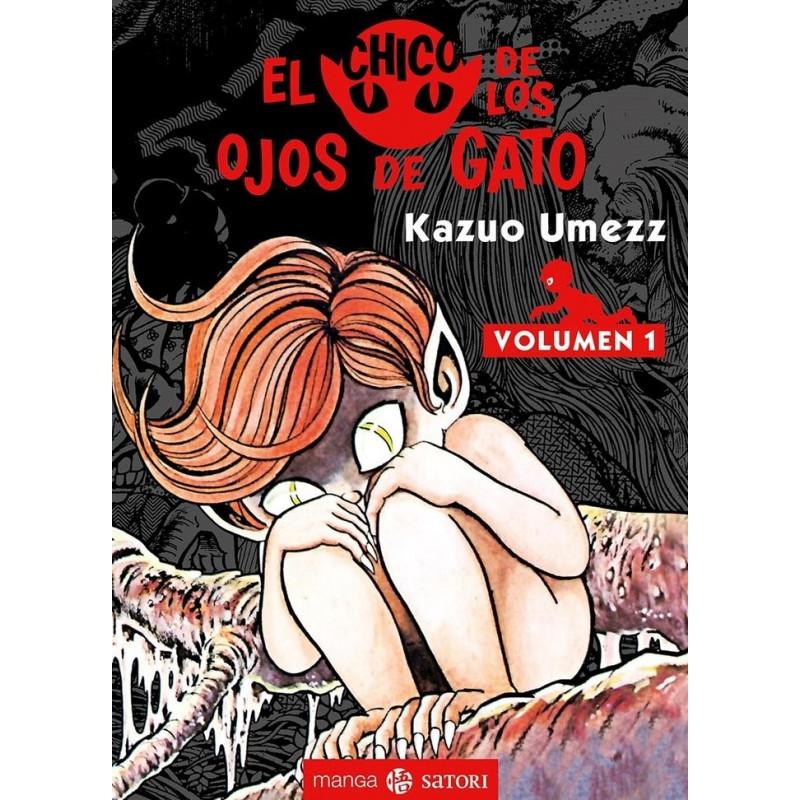 EL CHICO DE LOS OJOS DE GATO 01