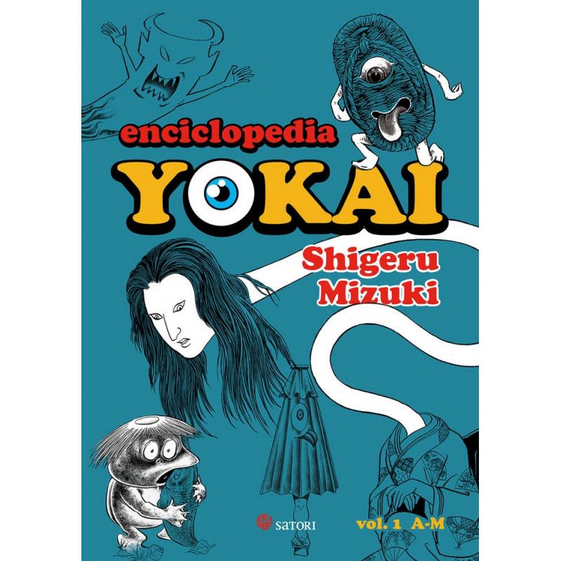 ENCICLOPEDIA YOKAI 01