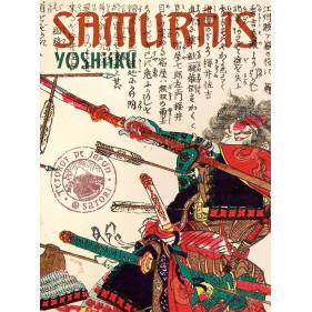 SAMURAIS (POSTALES JAPONESAS)