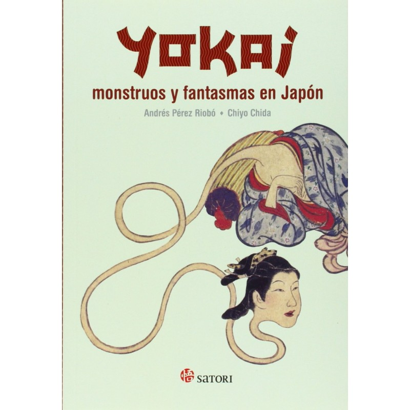 YOKAI MONSTRUOS Y FANTASMAS EN JAPON