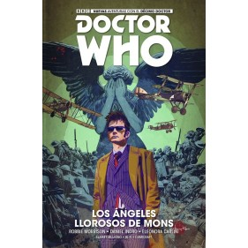 DOCTOR WHO. LOS ANGELES LLOROSOS DE MONS
