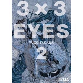 3X3 EYES 02