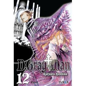 D.GRAY MAN 12