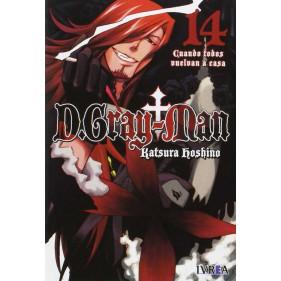 D.GRAY MAN 14