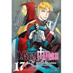 D.GRAY MAN 17
