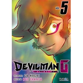 DEVILMAN G 05