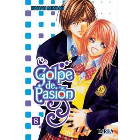 GOLPE DE PASION 08 ( DE 08 )