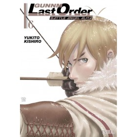 GUNNM: LAST ORDER 06