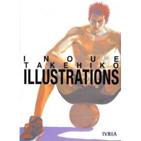 INOUE TAKEHIKO ILLUSTRATIONS (ART BOOK) SL...