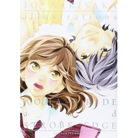 IO SAKISAKA ILLUSTRATIONS (AOHA RIDE Y STROBE EDGE