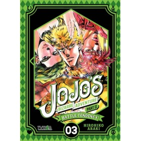 JOJO'S BIZARRE ADVENTURE PARTE 2: BATTLE TENDEN 03