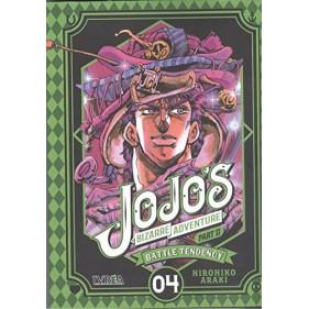 JOJO'S BIZARRE ADVENTURE PARTE 2: BATTLE TENDEN 04